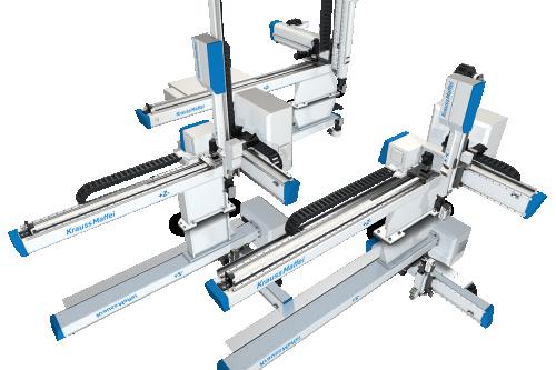 LRX EasyControl线性机械手
