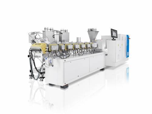 ZE BluePower  Twin-screw extruders